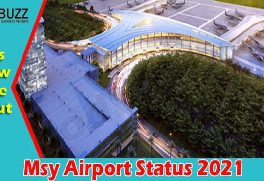 Latest News Msy Airport Status