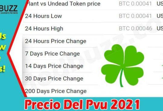 Latest News Precio Del Pvu