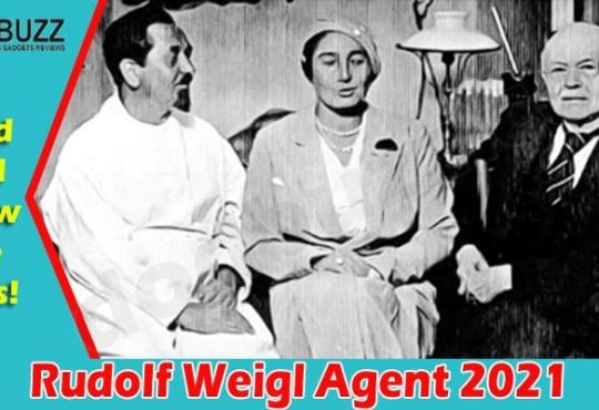Latest News Rudolf Weigl Agent