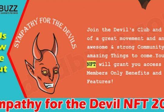 Latest News Sympathy for the Devil NFT