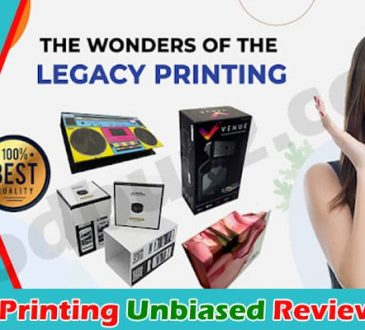 Legacy Printing Online Product Reviews