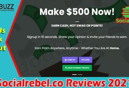 Socialrebel Online website Reviews