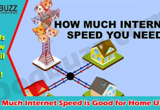 What is a Good Internet Speed