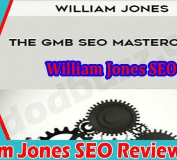 William Jones SEO Online website Review